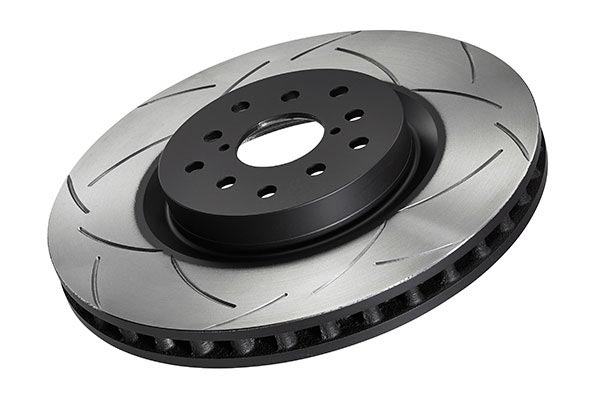 dba t2 slotted rotors
