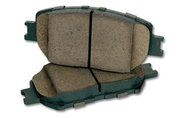 posi quiet ceramic brake pads