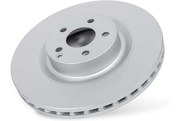 Power Stop JBR1318EVC Front Evolution/ Geomet Coated/Brake Rotor