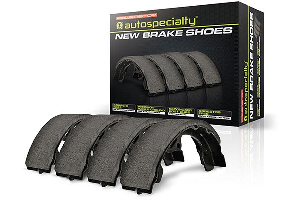 power stop autospecialty parking brake shoes