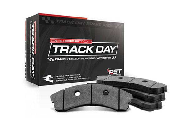 power stop track day brake pads  2