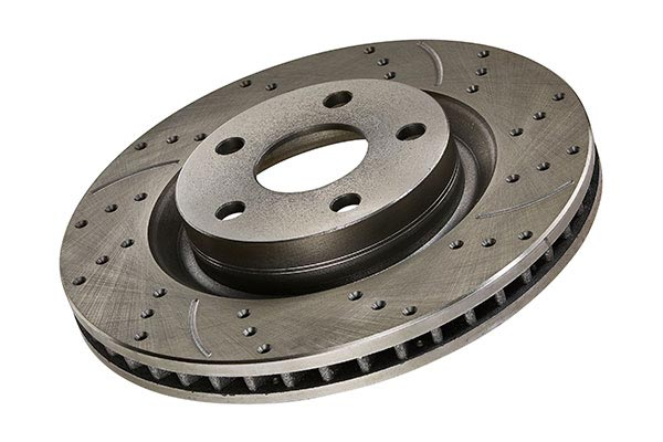 2000 Chevy C/K 3500 Roto-Tech Brake Rotors 4921-115-2699-2000