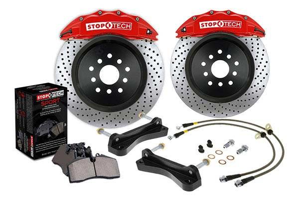 stoptech touring big brake kit hero