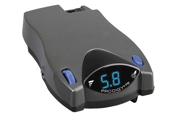 Tekonsha Prodigy P2 Electronic Brake Control - Self Leveling Proportional Trailer Brake Controllers