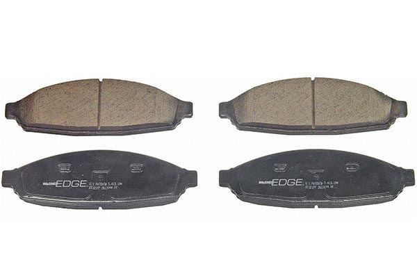 What are The Best Brake Pads: Ceramic or Semi-Metallic