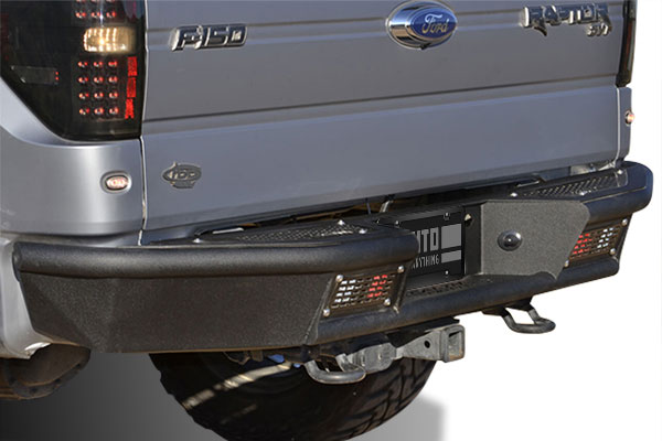 addictive desert designs stealth fighter rear bumper