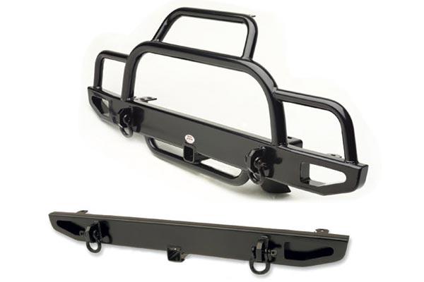 body armor front jeep bumper