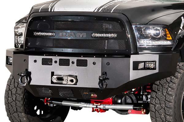 dee zee k series front bumper hero