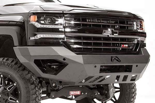 fab fours vengeance front bumper hero