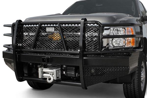 ranch hand sport front bumper