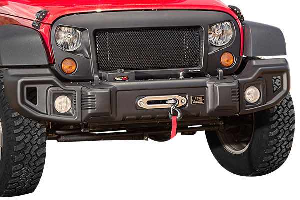 rugged ridge spartacus front bumper