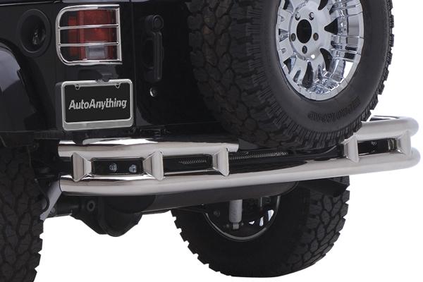 smittybilt tubular rear bumper