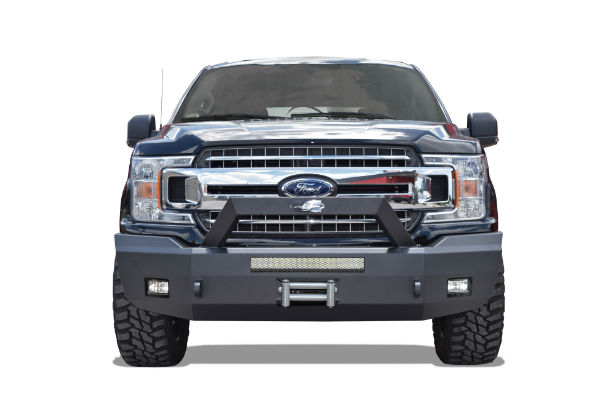 Steelcraft Elevation Bull Nose Front Bumpers - Heavy Duty
