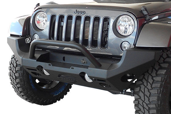 steelcraft modular jeep front bumper