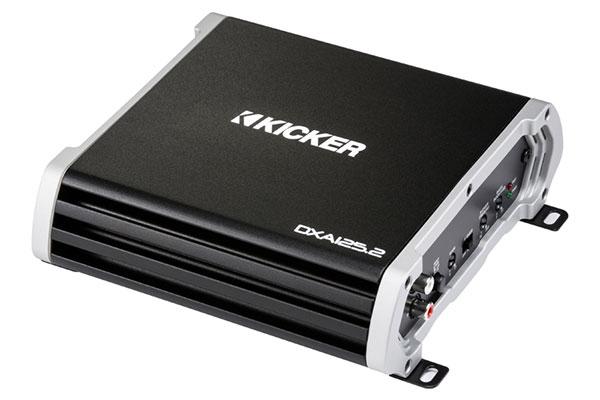 kicker dx series amplifiers