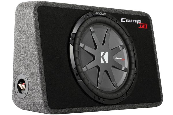 Kicker CompRT Loaded Enclosures