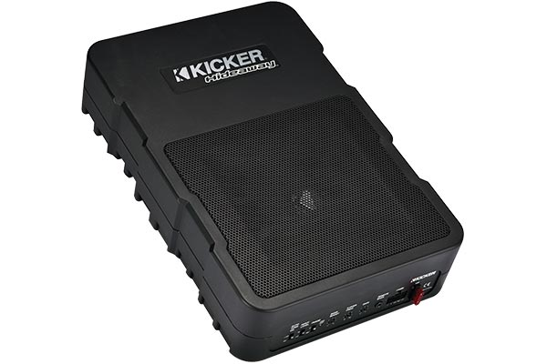 Kicker Hideaway Powered Subwoofer Enclosure
