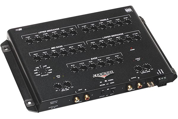 Kicker KQ30 30-Band Equalizer