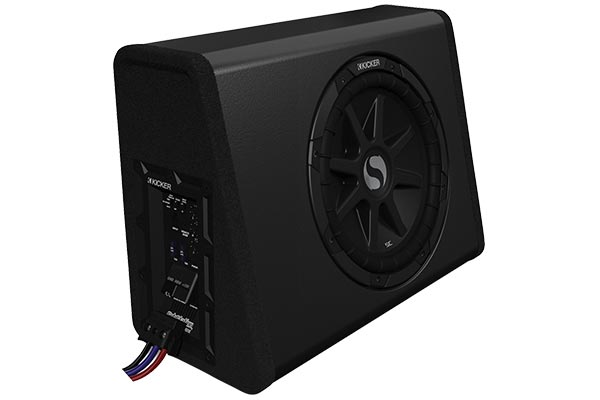 Kicker Substation Powered Subwoofer Enclosure Hero on 1938 Car Wiring Harness Get Free Image About