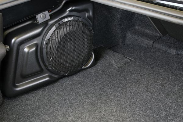 Kicker VSS PowerStage Subwoofer Upgrade System