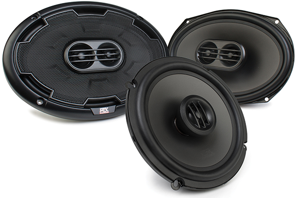 mtx thunder speakers