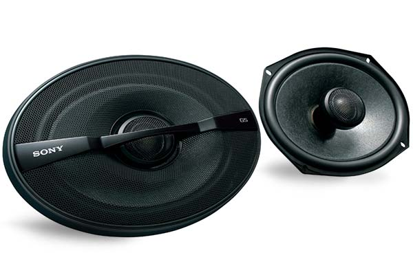 Sony XS-GS Series Coaxial Speakers