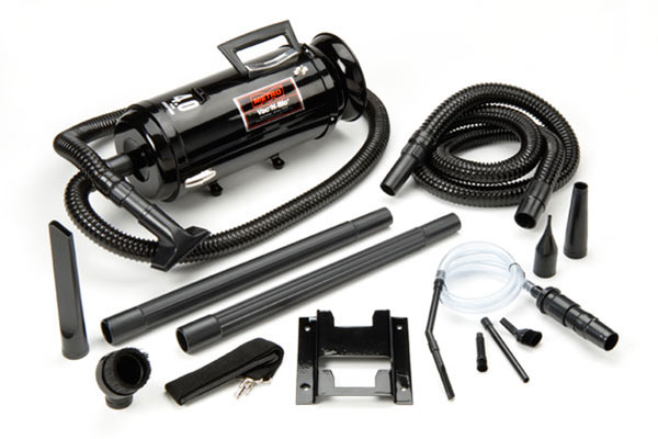 metro vac n' blo compact car vacuum - best prices - includes: 4