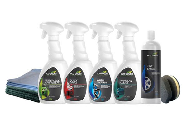 Eco Touch Exterior Car Care Kit
