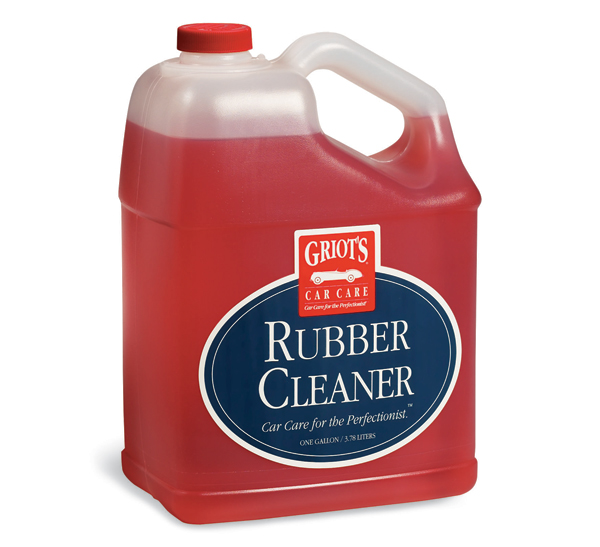 griots garage rubber cleaner 1 gallon