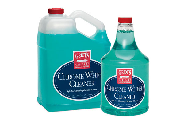Griot's Garage Chrome Wheel Cleaner - Griots Garage Auto Detailing Products - Wheel & Tire Cleaning Supplies
