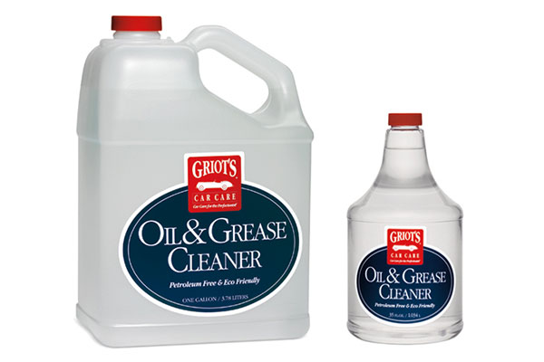 griots garage oil and grease cleaner