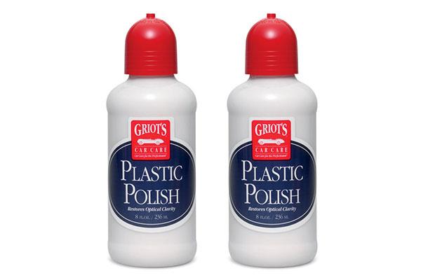 griots garage plastic polish