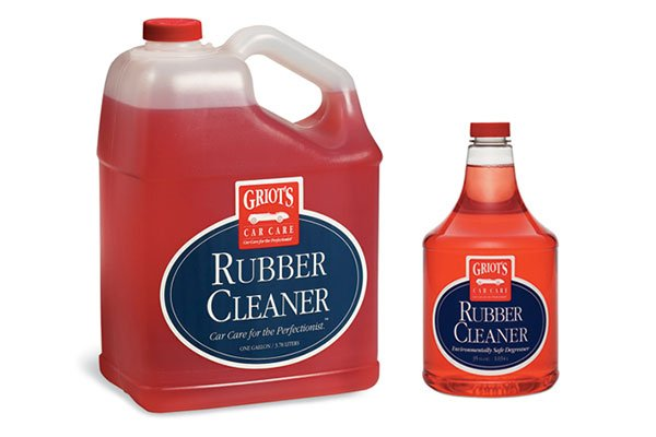 Griot's Garage Rubber Cleaner - Griots Garage Auto Detailing Products - Wheel & Tire Cleaning Supplies
