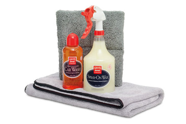 griots garage wknd therapy car wash kit no bucket