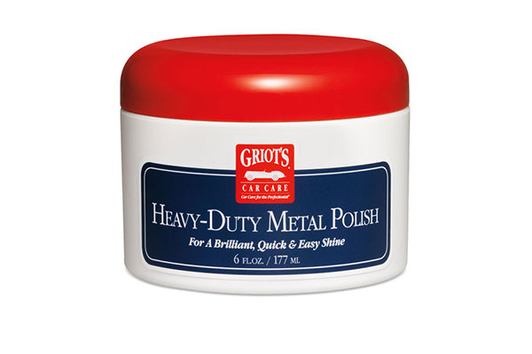 griots heavy duty metal polish