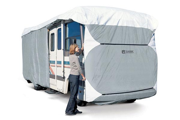 Classic Accessories PolyPro III Deluxe RV Covers, Classic Accessories - Boat & RV Accessories - RV Covers p4483