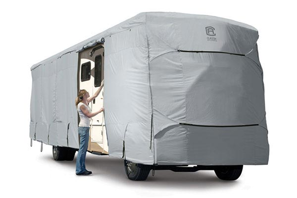 Classic Accessories PolyX 300 RV Covers, Classic Accessories - Boat & RV Accessories - RV Covers p4482