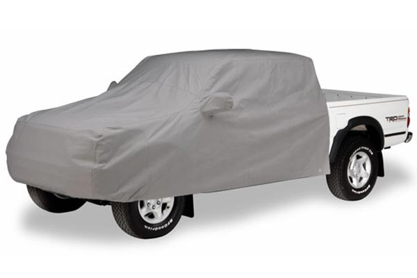 covercraft cab forward tacoma weathershield hd grey