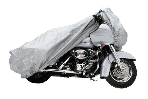 Covercraft Custom-Fit Harley Davidson Motorcycle Covers XM156SU Cruiser with sissy bar; without windshield