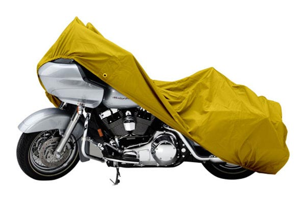 Covercraft Custom Pack Lite Harley Davidson Motorcycle Covers XN156PY Cruiser with sissy bar; without windshield