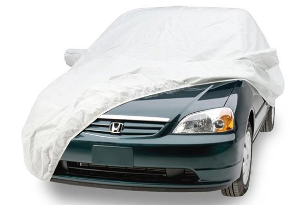 1992 1993 1994 95 Toyota Land Cruiser Waterproof Car Cover w//MirrorPocket BLACK