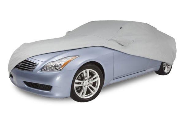 Fleeced Satin Black FS11624F5 Covercraft Custom Fit Car Cover for Select Geo Prizm Models