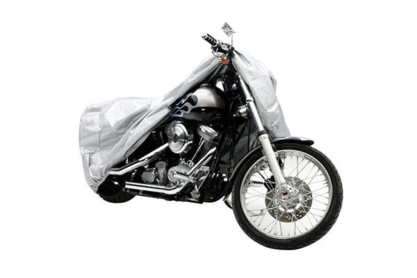 covercraft ready fit basic motorcycle cover