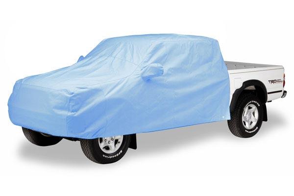 covercraft weathershieldhp cab forward blue