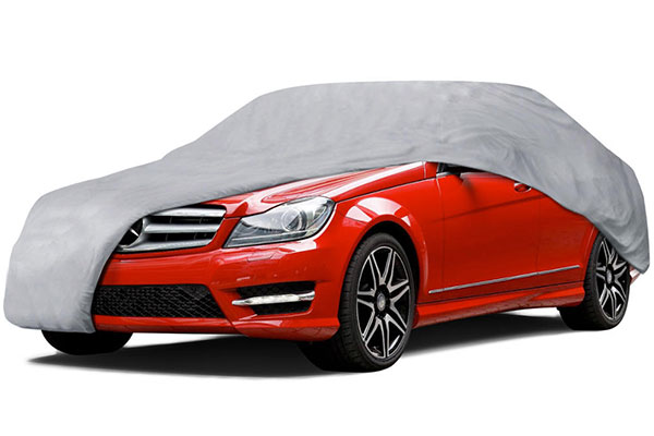 motor trend universal car cover