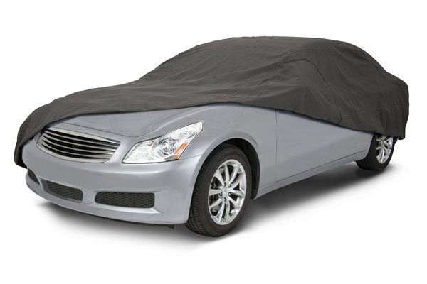 overdrive polypro III car cover