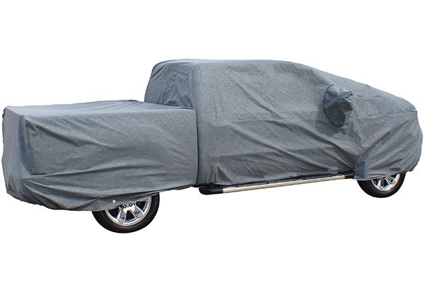 rampage easyfit 4 layer truck cover