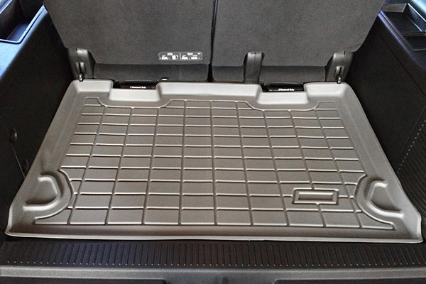 customfit cargo liners