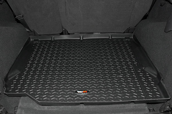 rugged ridge cargo mat