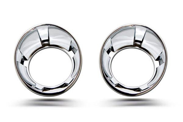 defenderworx chrome running light bezels